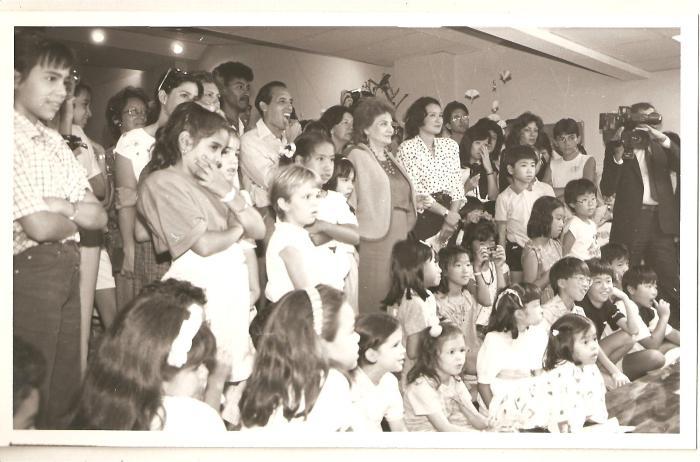 1era-expo-de-origami-en-vzla-1998_impresiones-audiencia